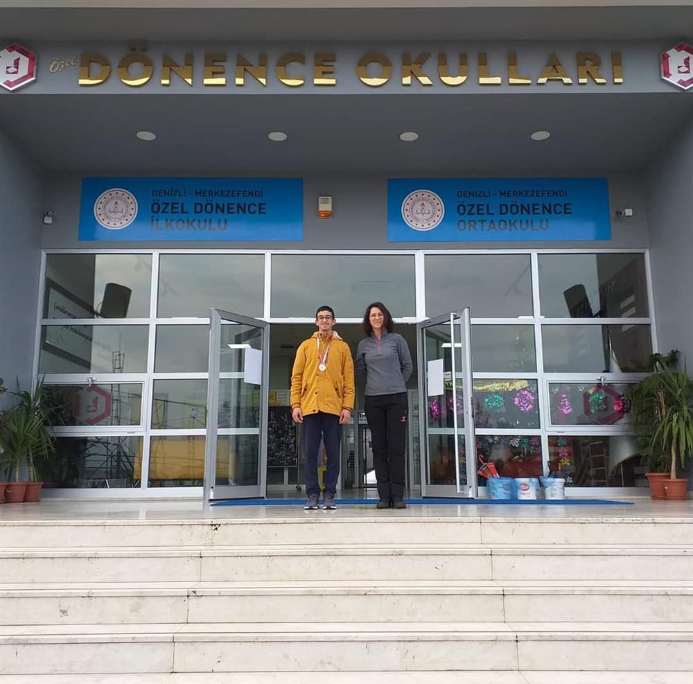 Yıldız Erkekler Büyük Atatürk Koşusu 2000 metrede 2. oldu.
