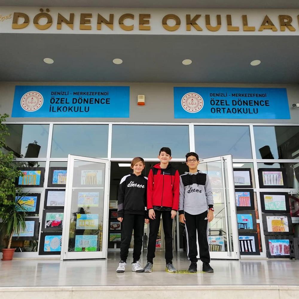 10 Kasım Atatürk'ü Anma Haftası Kapsamında Düzenlenen Yüzme Yarışları