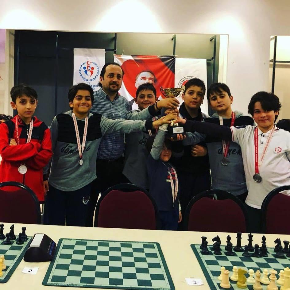 2018 - 2019 Okul Sporları Satranç Turnuvası
