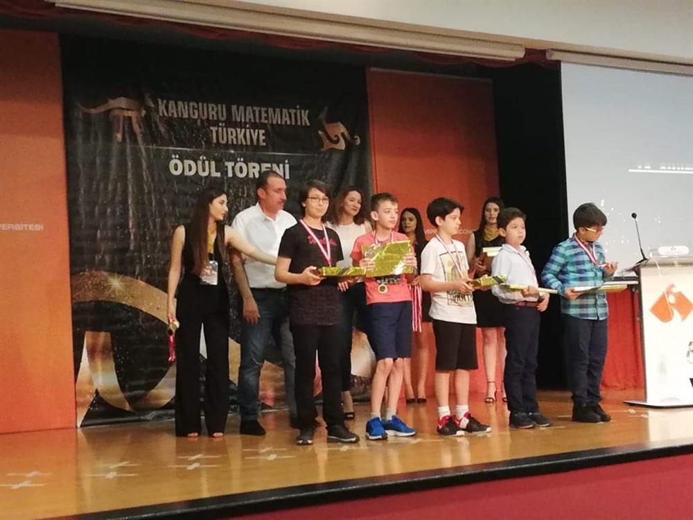2018 KANGURU MATEMATİK YARIŞMASI