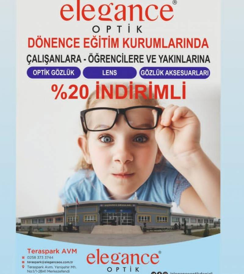 ELEGANCE OPTİK